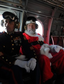Santa Claus Plane