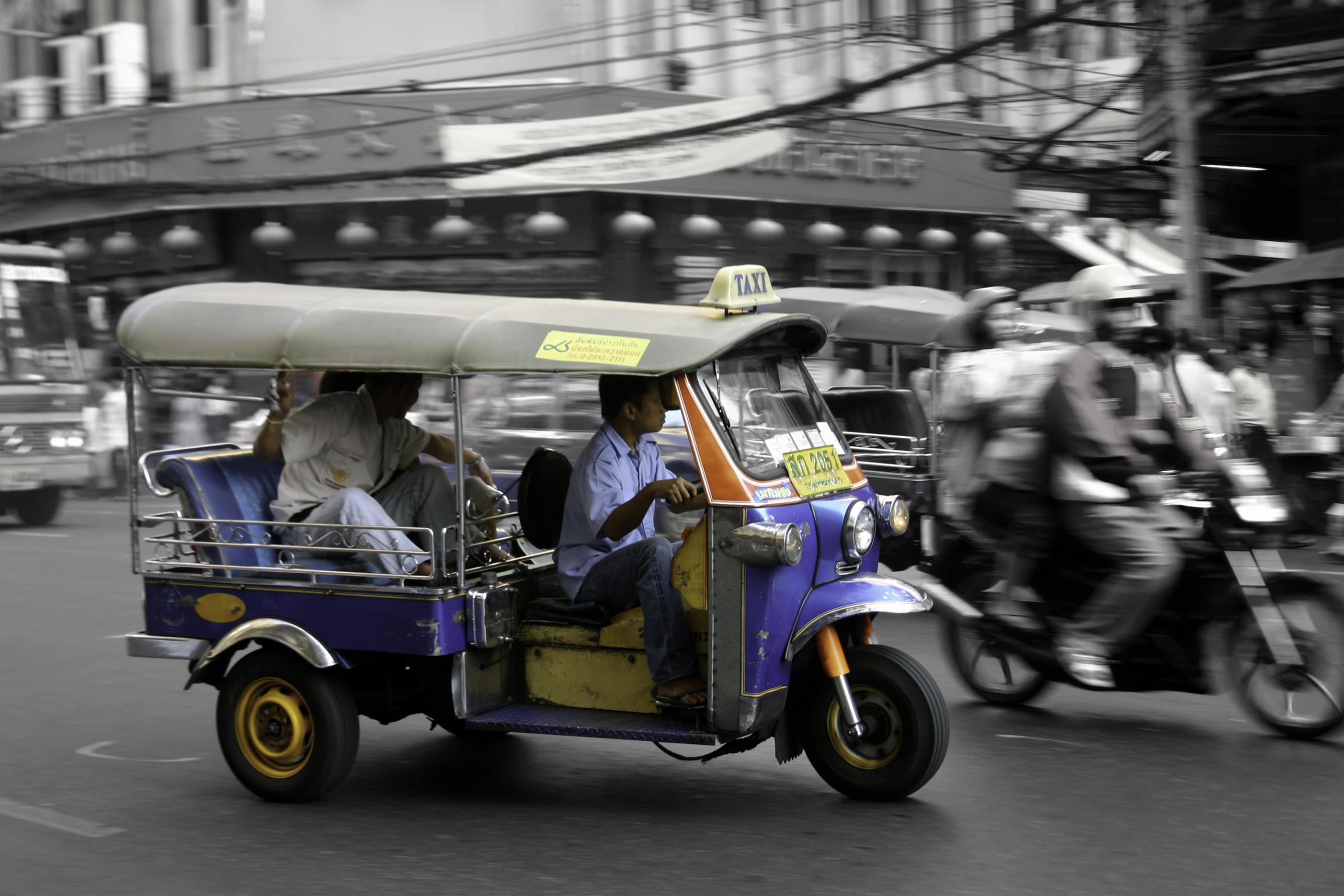 transports in bangkok by photographer c cile lopes hejorama. Black Bedroom Furniture Sets. Home Design Ideas