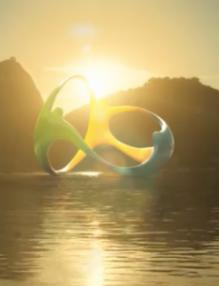 Logo Rio 2016 Sun