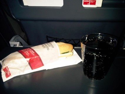 Meal Swiss Air 3