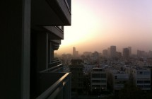 Tel Aviv Sunset