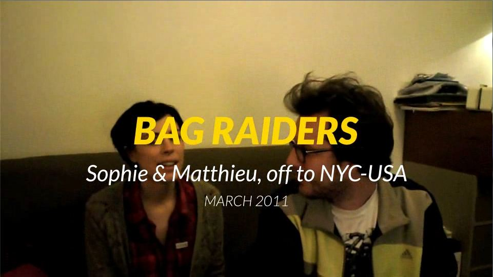 Featured image - Bag Raiders