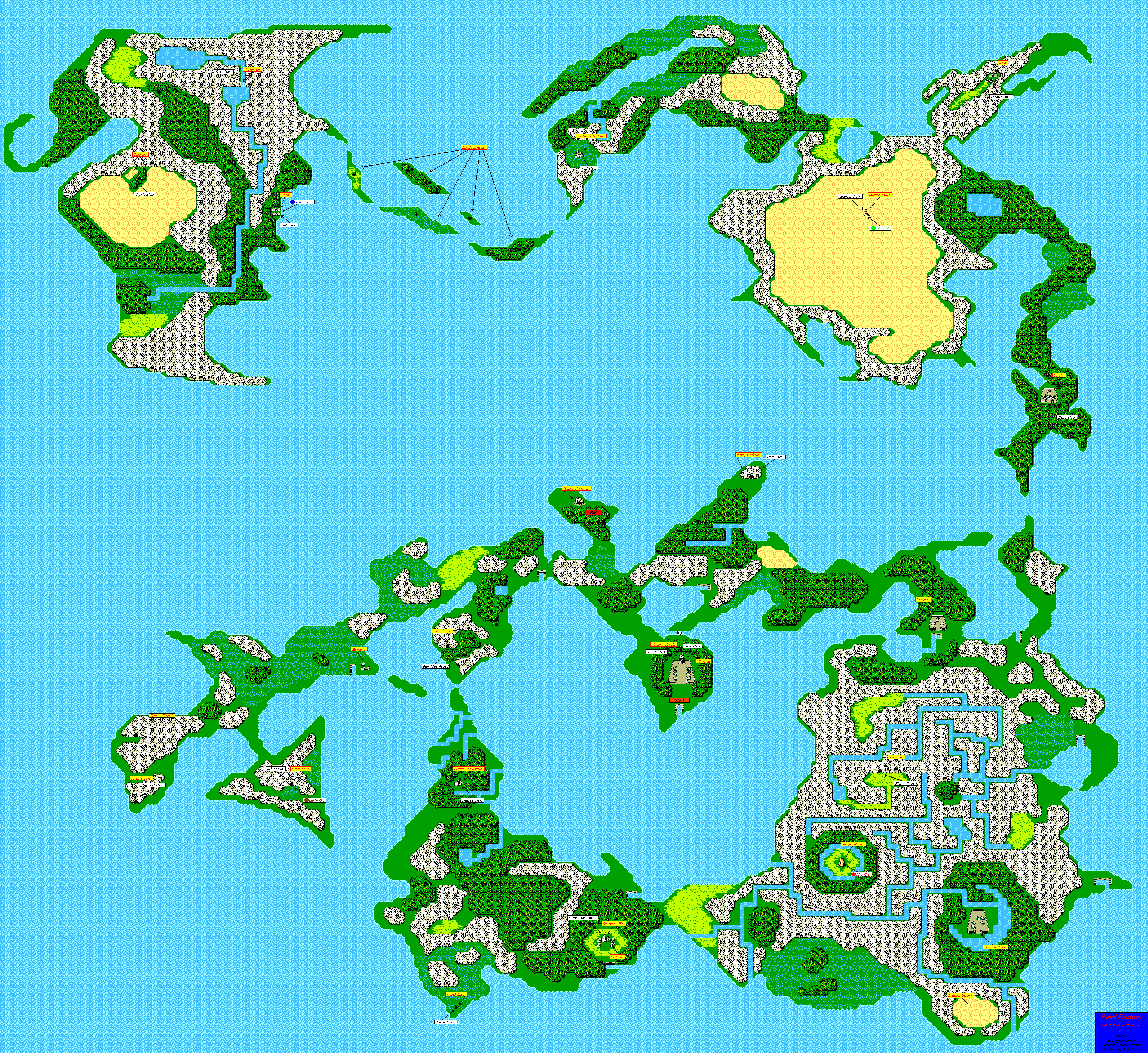The monday map video games maps hejorama world gumiabroncs Image collections