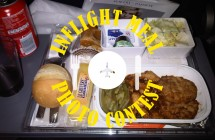 In-Flight Meals Photo Contest