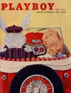 Playboy April 1957