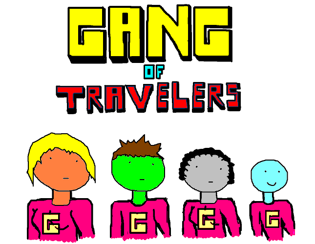 Gang by Roy