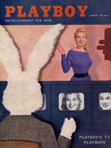 Playboy March 56