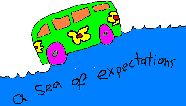 sea of expectations