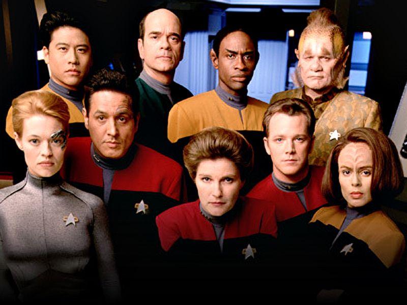 Star Trek: Voyager Besetzung