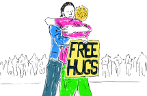 Interview With Free Hugger Juan Mann