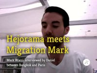 Video Hejorama meets Migration Mark