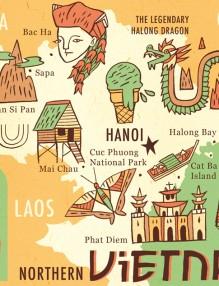 Vietnam by Owen Davey