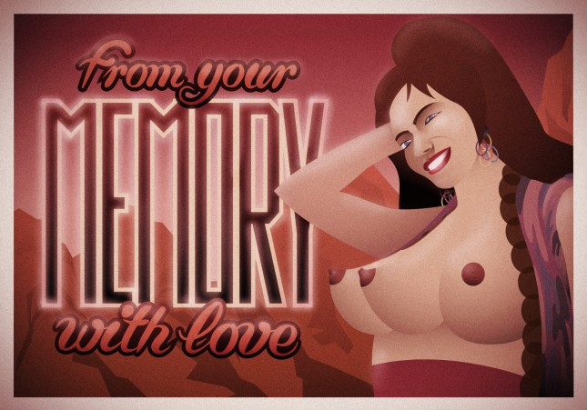 From your memory with love - total recall - by Rubsy