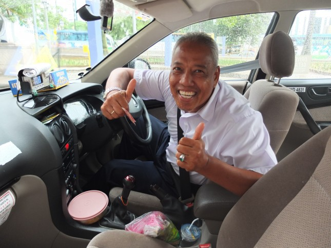 Taxi driver KL