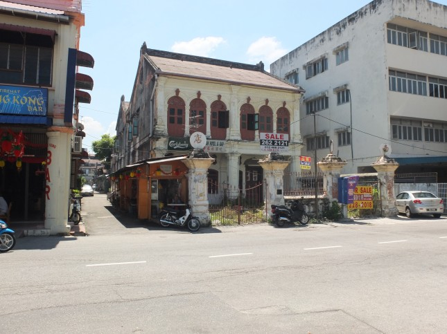 House to sell in George Town - Penang