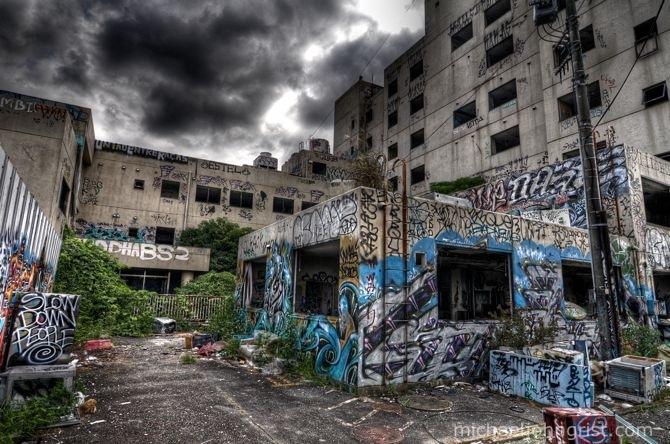 keishin hospital ruins haikyo abandoned23