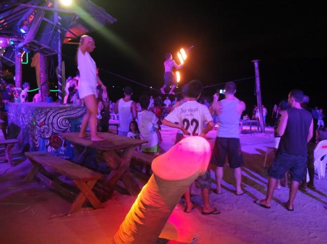 Classy nightlife in Koh Phi Phi