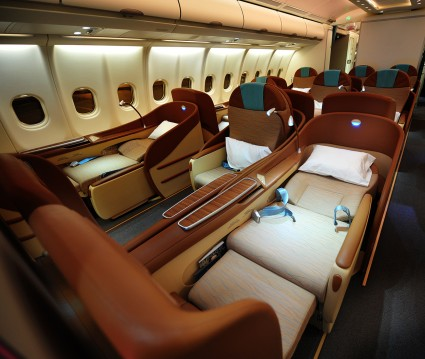 A 330-200 Business Class Seat Oman Air