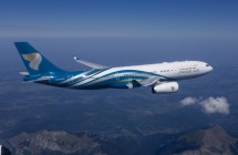 In-Flight Meals: Oman Air