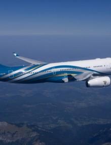 A330 Oman Air