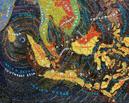Paula Scher Map 1