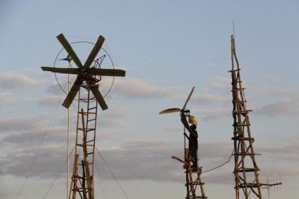 William Kamkwamba Windmill