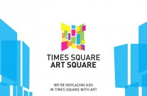 Time Square Art Square logo
