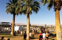 Coachella D - Festival grounds - Day 2