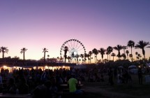 Coachella D - Sunset - day 1
