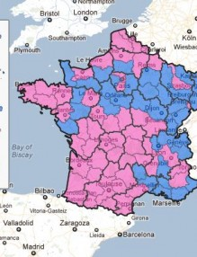 map-france-election