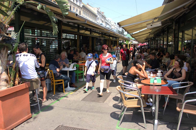 Naschmarkt-market