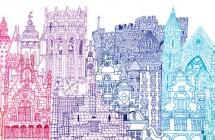 Belgium-Towers
