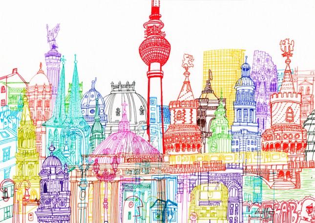 Berlin-Towers