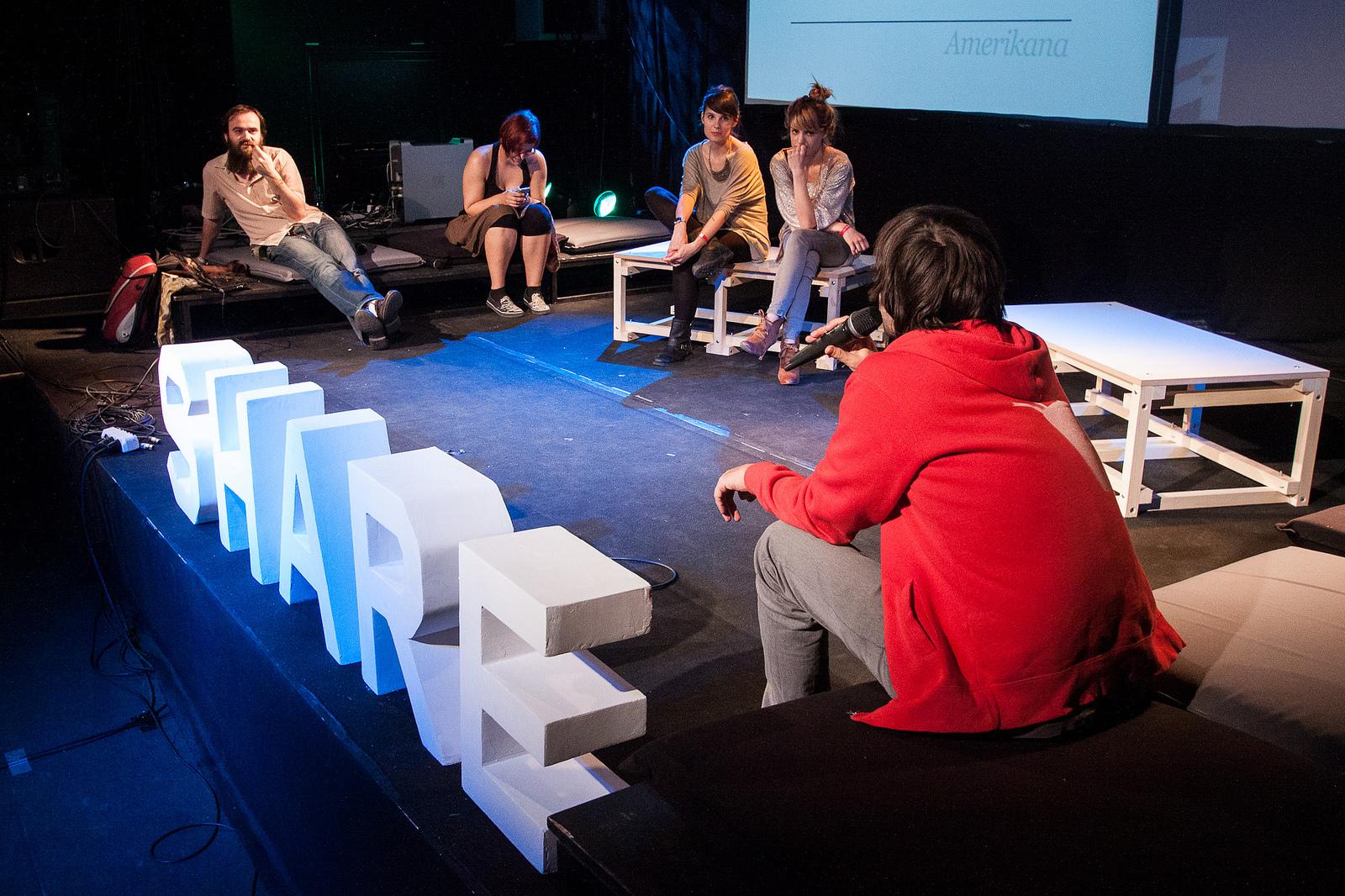 SHARE Conference in Beirut - September 2012