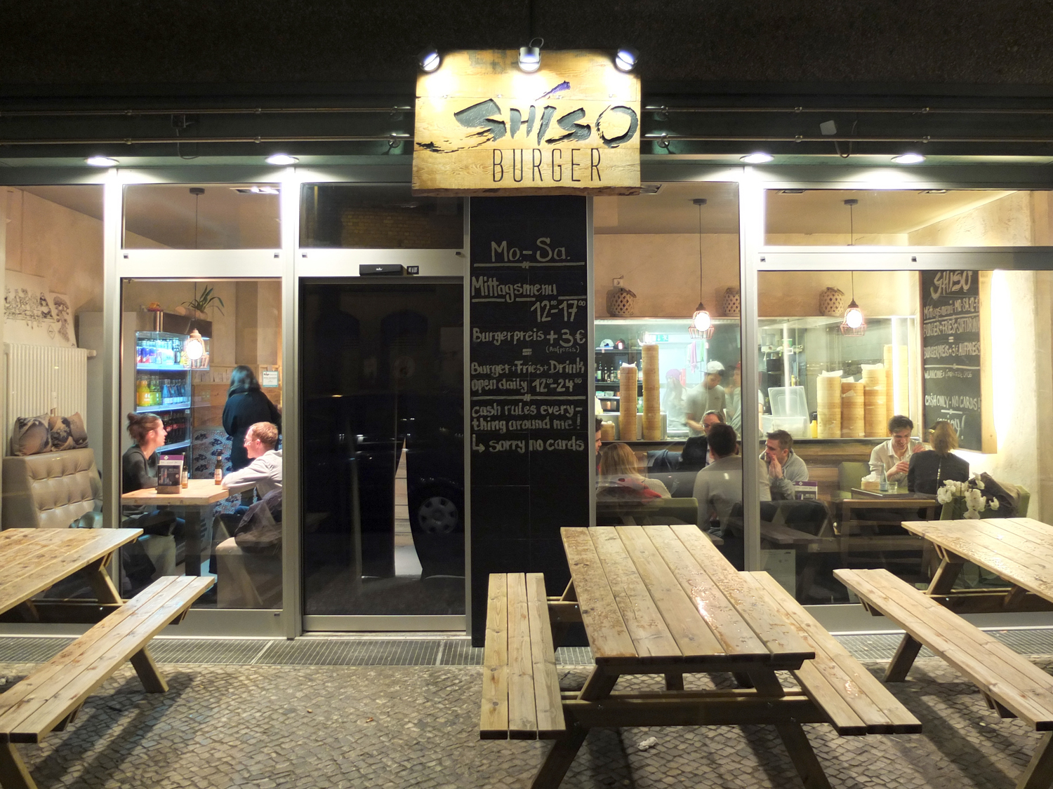 Shizo Burger Berlin