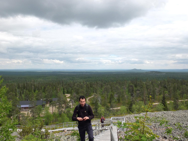 Amethyst in Lapland