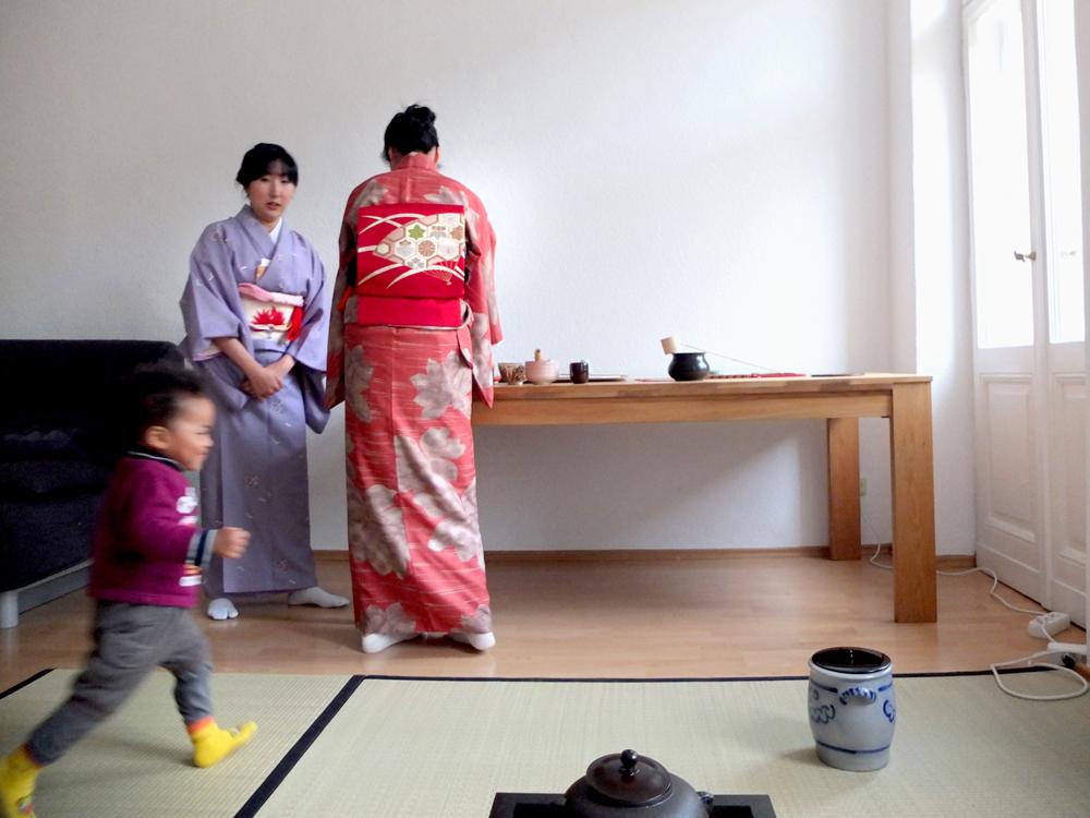 Berlin Japanese Tea Ceremony (Temae)