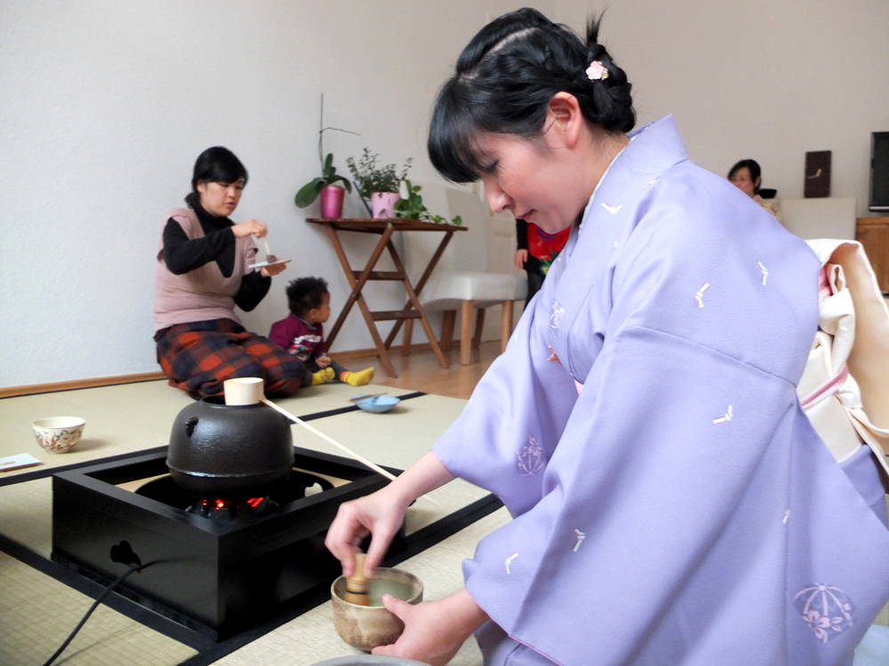 Berlin Japanese Tea Ceremony (Temae)